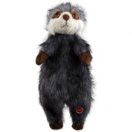 Hračka Dog Fantasy Skinneeez mýval plyš 34cm