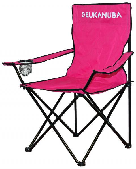 Eukanuba židle skládací růžová title=
