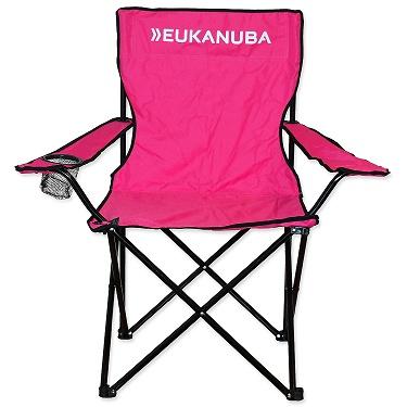 Eukanuba židle skládací růžová