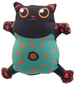Hračka Let´s Play kočka s catnip č.5, 14cm