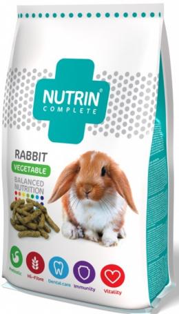 Krmivo Nutrin complete se zeleninou pro králíky 1,5kg