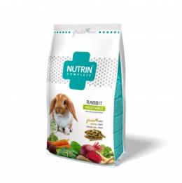 Krmivo Nutrin complete Grain Free se zeleninou pro králíky 400g