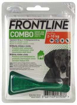 Frontline Combo Spot-on Dog S