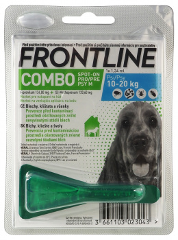 Frontline Combo Spot-on Dog M