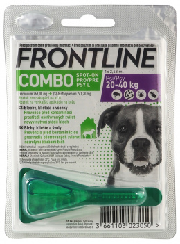 Frontline Combo Spot-on Dog L