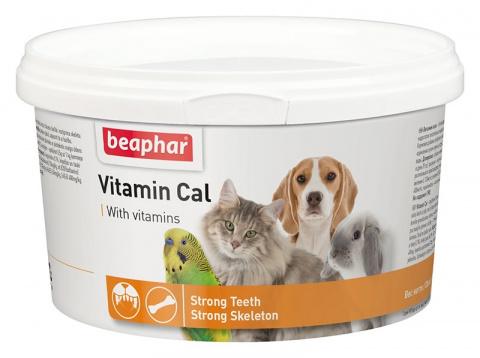 Doplněk stravy Beaphar Vitamin Cal 250 g