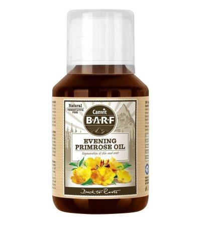 Pupalkový olej Canvit BARF Evening Primose Oil 100ml