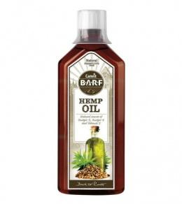 Konopný olej Canvit BARF Hemp Oil 0,5l