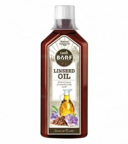 Lněný olej Canvit BARF Linseed Oil 0,5l