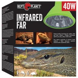 Repti Planet žárovka Far Infrared HEAT Projector 40W