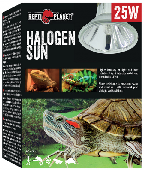 Repti Planet žárovka Halogen Sun 25W title=