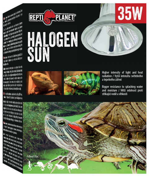 Repti Planet žárovka Halogen Sun 35W title=