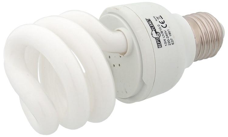 Repti Planet žárovka Compact-Fluorescent  UVB 10.0 13W