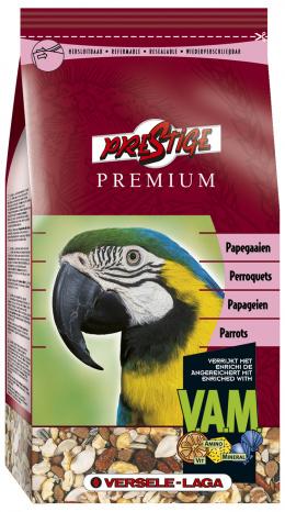 Krmivo základní pro velké papoušky 2,5kg