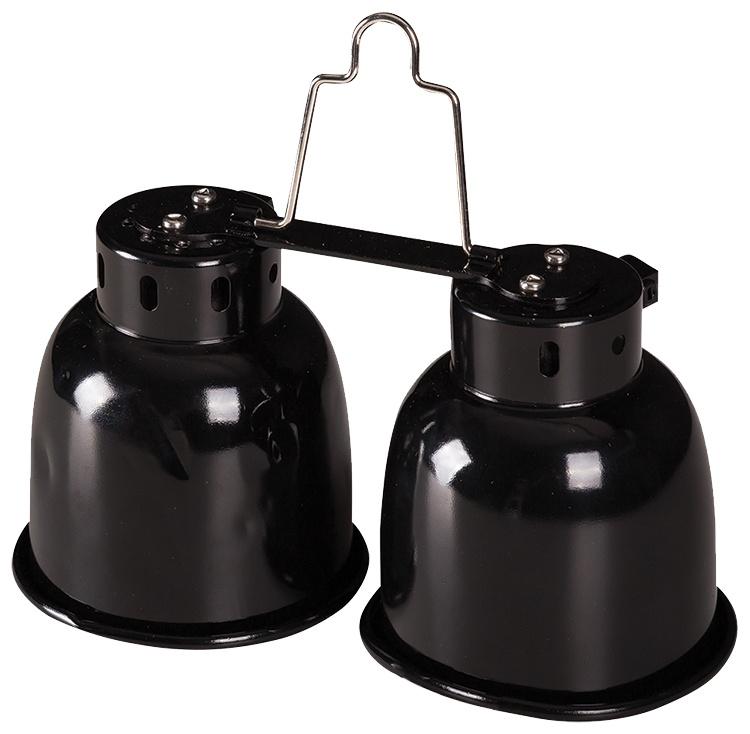 Repti Planet Osvětlení Dual Mini Combo Dome 2x40W