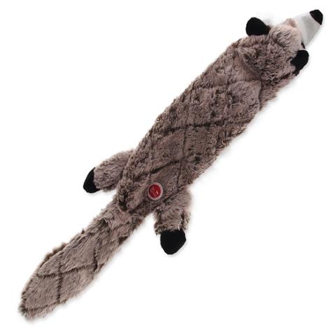 Hračka Dog Fantasy Skinneeez EXTREME mýval 57,5cm
