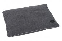 Ortopedický polštář Luxury 65x90cm tm. šedá