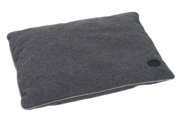Polštář Luxury 90cm tmavě šedá