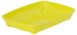 Toaleta Magic Cat Economy 36,8x27,6x6,1cm žlutá