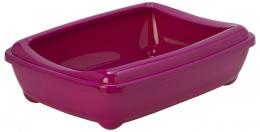 Toaleta Magic Cat Economy s okrajem 50x38x14cm růžová