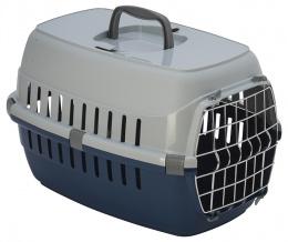 Přepravka Dog Fantasy Carrier 51cm modrá