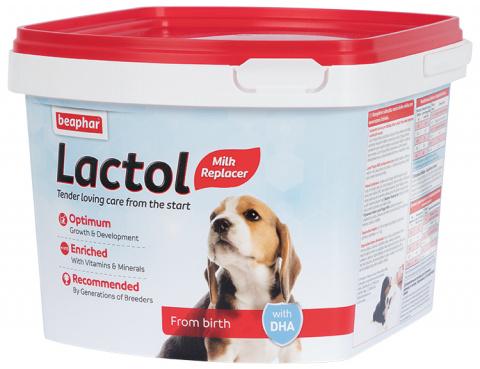 Sušené mléko Beaphar Lactol Puppy Milk 1 kg  title=