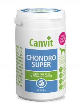 Kloubní výživa Canvit Chondro Super pro psy 230g