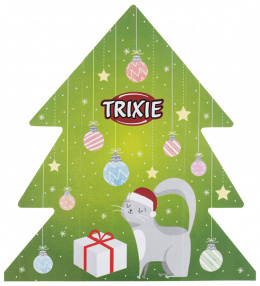 """Vánoční box pro kočky Trixie """"Merry Christmas"""""""