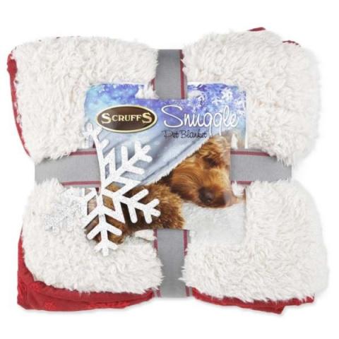 Deka Scruffs Snuggle Blanket Winter 110cm