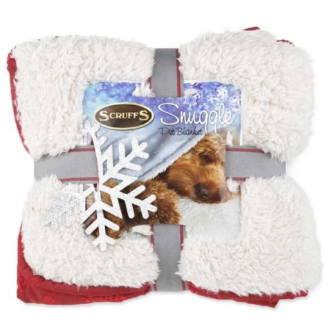 Deka Scruffs Snuggle Blanket Winter 110x75cm
