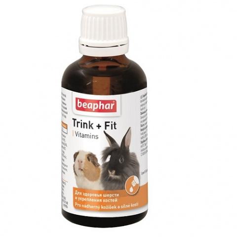 Vitaminové kapky Trink Fit 50 ml