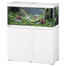 Akvárium set se stolkem EHEIM Vivaline LED 101x41x119cm 180l bílý