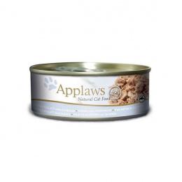Konzerva Applaws Cat tuňák+sýr 70g