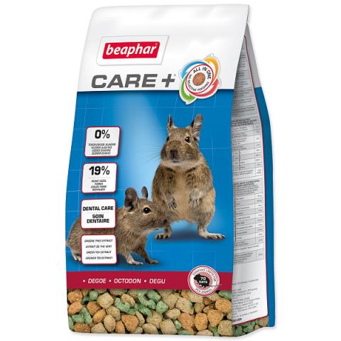 Krmivo CARE+ osmák 700 g + Beaphar Care nálepka title=