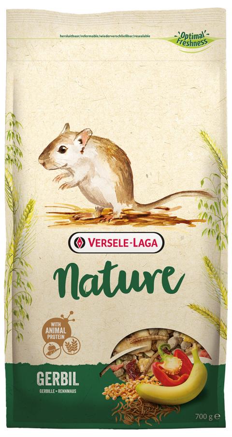 Krmivo Nature Gerbil pro pískomily 700g title=