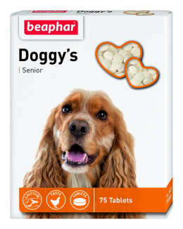 Beaphar Doggy´s Senior 75 tablet
