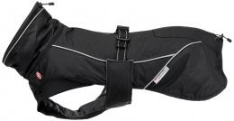 Zimní kabát Trixie Brizon L 55cm černý