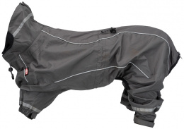 Plášťenka Trixie Vaasa XS šedá 30cm