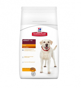 HILL'S Science Plan Canine Adult Large Breed Light 12kg