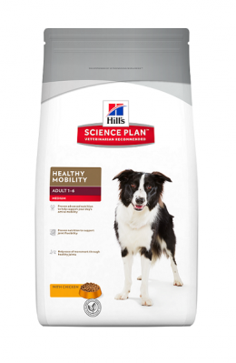 HILL'S Science Plan Canine Adult Healthy Mobility Medium 12kg