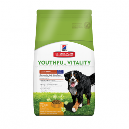 HILL'S Science Plan Canine 5+ Youthful Vitality Large breed 10kg