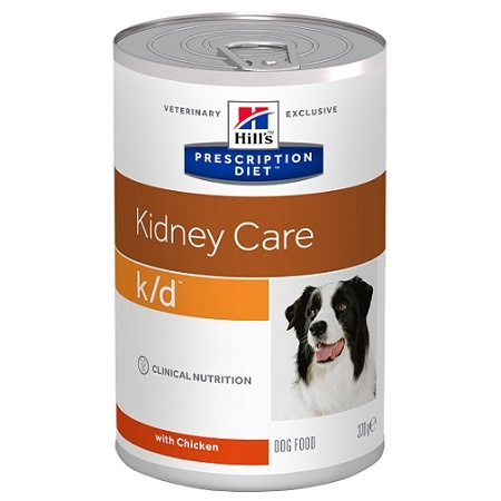 Konzerva Hill´s Prescription Diet Canine k/d 370g