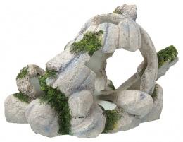 Dekorace akvarijní středověké ruiny 20cm