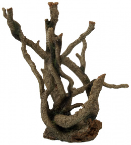 Dekorace akvarijní kořen stromu 17x12,5x19,5cm