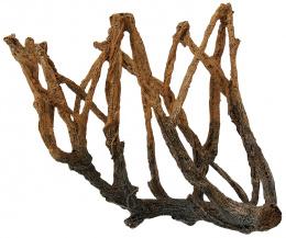 Dekorace akvarijní kořen mangrovník 16,5x13,5x16,8cm