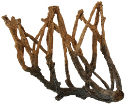 Dekorace akvarijní kořen mangrovník 16,8cm