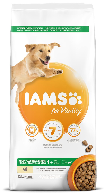 IAMS Dog Adult Large Chicken 12kg