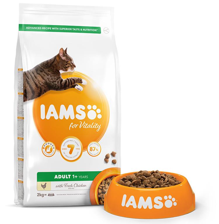 IAMS Adult Cat Chicken 2kg