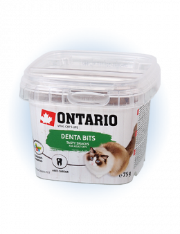 Ontario Snack Dental Bits 75 g