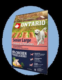 Ontario Senior Large Chicken & Potatoes